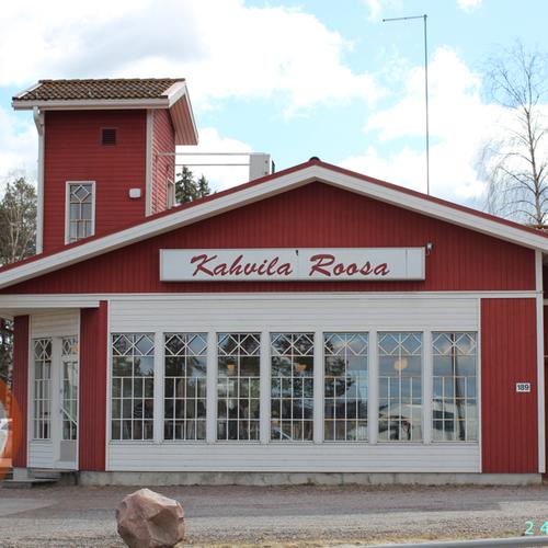 Kahvila Roosa Eura