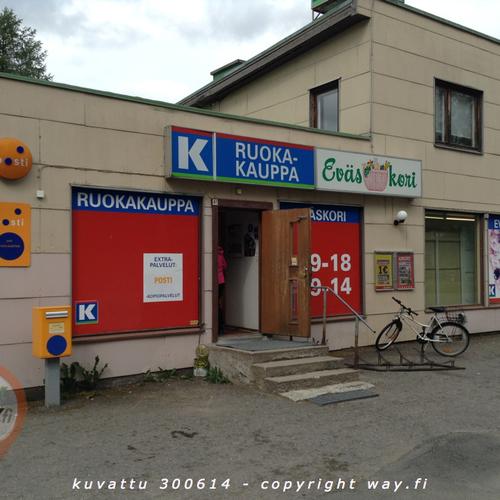K Market Alastaro